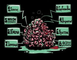 Обложка на албума Коалиция за умствено размразяване