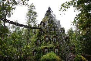 Квартирите Montaña Mágica
