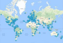 WiFi паролите на всички летища по света.